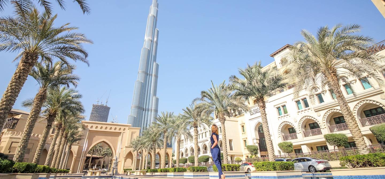 Burj Khalifa - Dubai - Emirats Arabes Unis