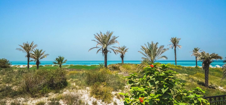 Île de Saadiyat - Abou Dhabi - Emirats Arabes Unis