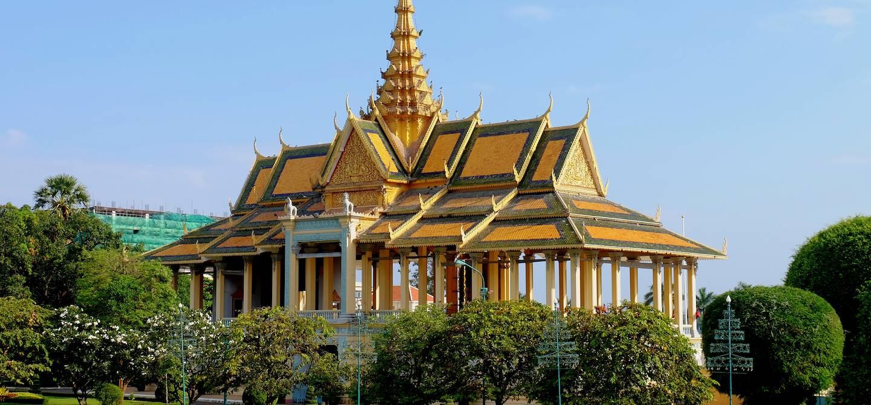 Pavillon du Clair de Lune - Palais royal - Phnom Penh - Cambodge