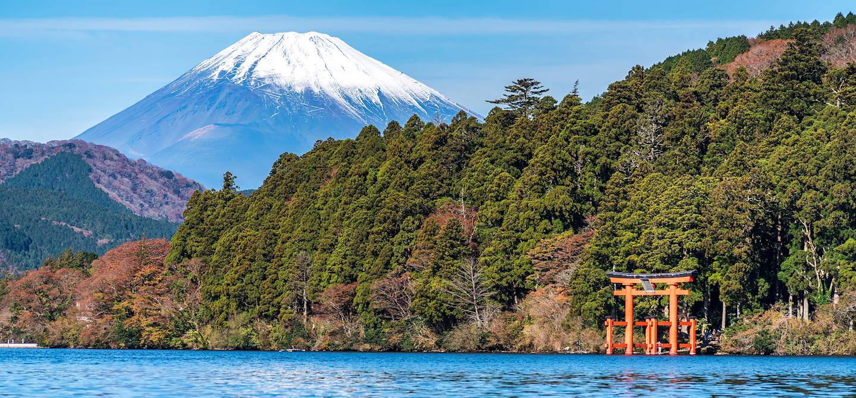 Hakone - Préfecture de Kanagawa - île Honshu - Japon