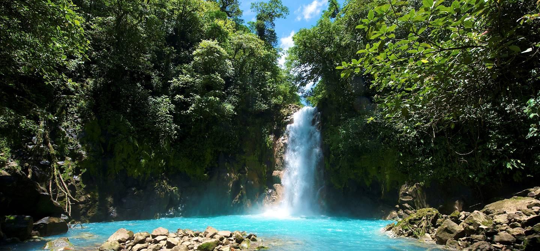 Parc national du Volcan Tenorio - Costa Rica