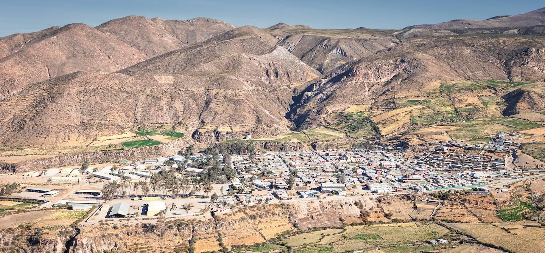 Le village de Putre - Province de Parinacota - Chili