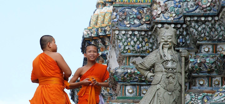 Le Wat Arun - Bangkok - Thaïlande
