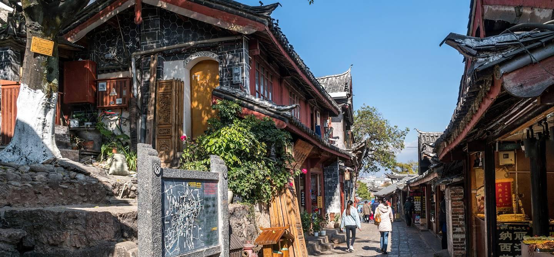Vieille ville de Lijiang - Lijiang - Province du Yunnan - Chine