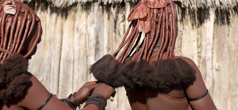 Femmes Himbas - Opuwo - Namibie