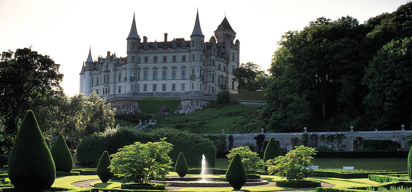 Château Dunrobin - Sutherland - Ecosse