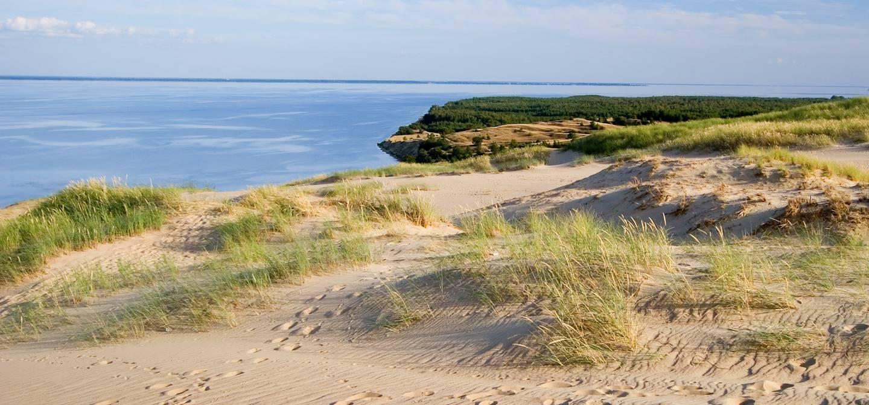 La Courlande - Lituanie
