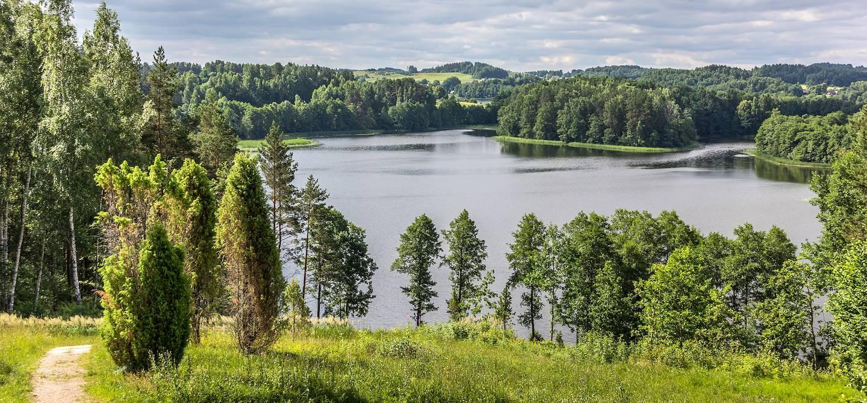 Parc d'Aukstaitija - Haute Lituanie - Lituanie