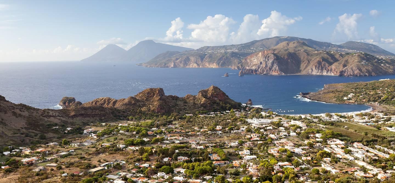 Ile de Lipari - îles éoliennes - Italie