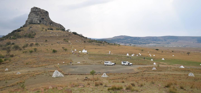 Site de la Bataille d'Isandhlwana - Province du KwaZulu-Natal - Afrique du Sud