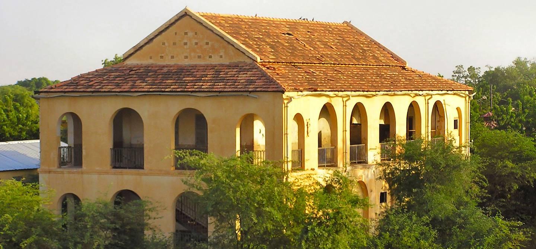 Le Fort de Podor - Département de Podor - Région de Saint Louis - Sénégal