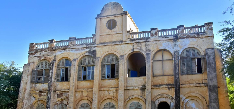 Château du baron Jacques-François Roger à Richard-Toll - Sénégal