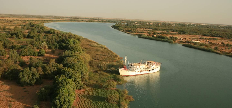 Croisière sur le Bou el Mogdad - Sénégal