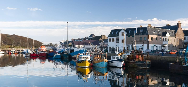 Stornoway - Ile de Lewis - Ecosse