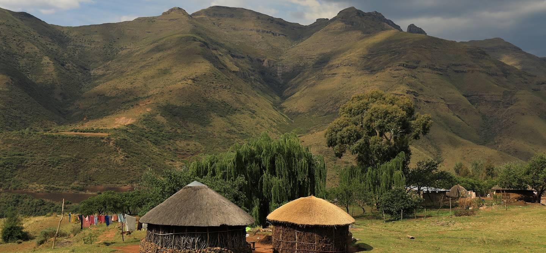 Lesotho - Afrique du Sud