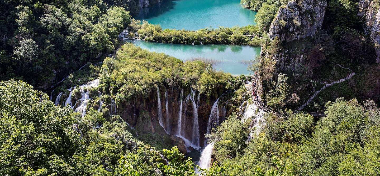 Parc National des Lacs de Plitvice - Croatie