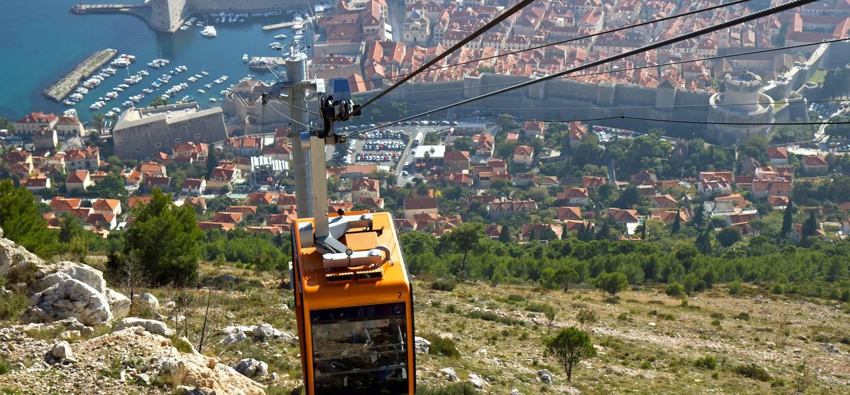 Mont Srd Dubrovnik - Dalmatie - Croatie