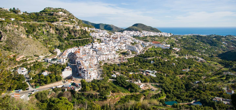 Frigiliana - Costa del Sol - Andalousie - Espagne