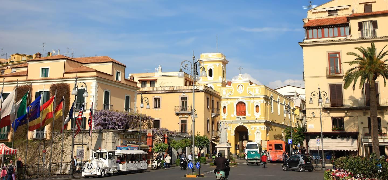 Sorrente - Campanie - Golfe de Naples - Italie