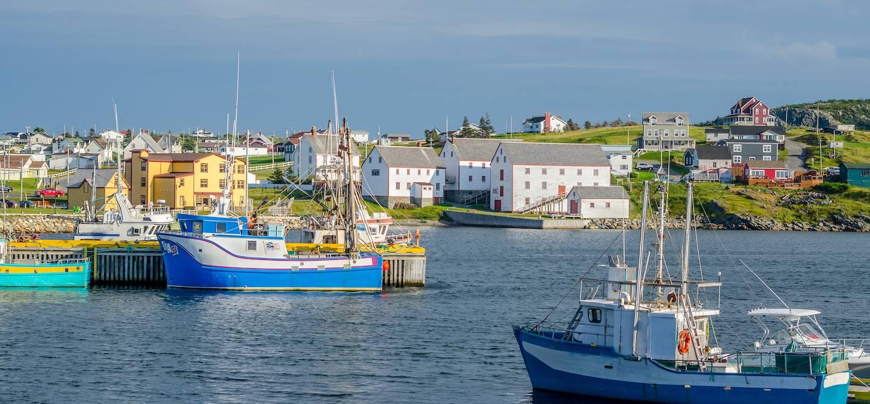 Port de Bonavista - Terre-Neuve-et-Labrador - Canada