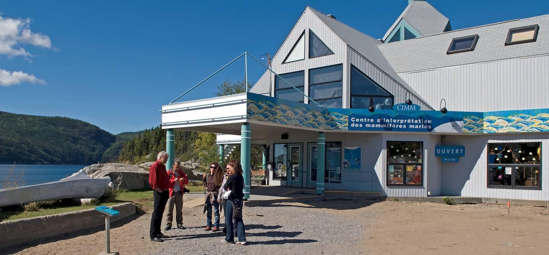 Centre d'Interprétation des Mammifères Marins de Tadoussac
