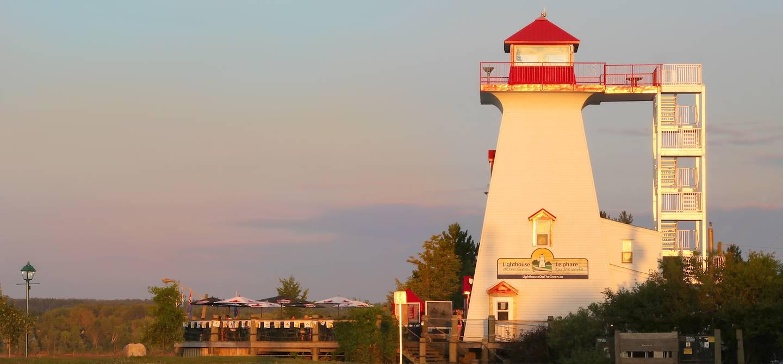 Quartier historique de Garnison - Fredericton - Nouveau-Brunswick - Canada