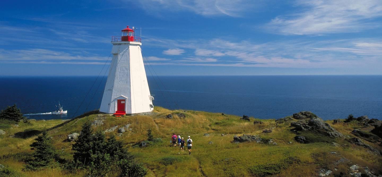 Phare de Grand Manan - Nouveau-Brunswick - Canada