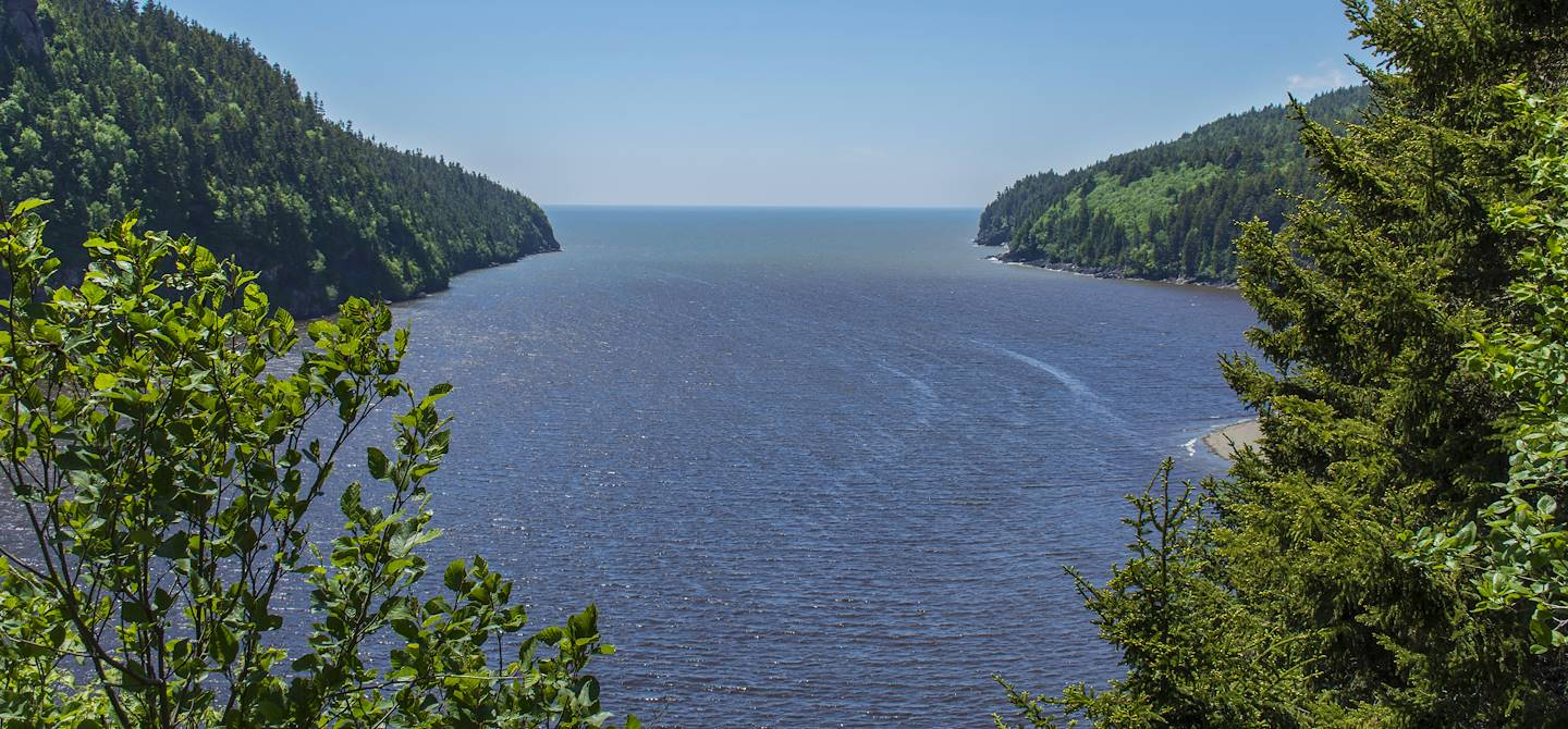 Parc national de Fundy - Nouveau-Brunswick - Canada