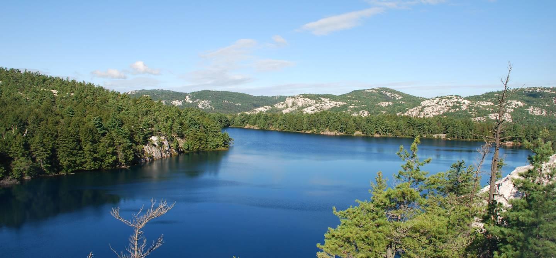 Parc national Killarney - Canada
