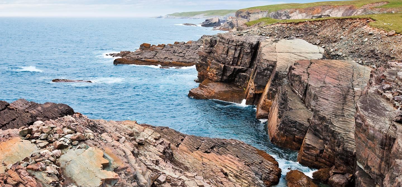 Péninsule d'Avalon - Terre-Neuve-et-Labrador - Canada