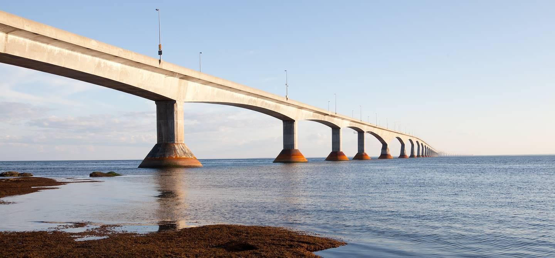 Pont de la Confédération - Borden-Carleton - Île-du-Prince-Édouard - Canada