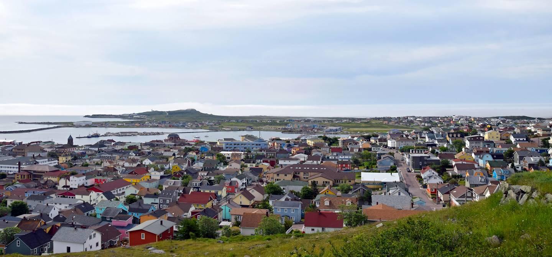 Saint-Pierre-et-Miquelon - Canada