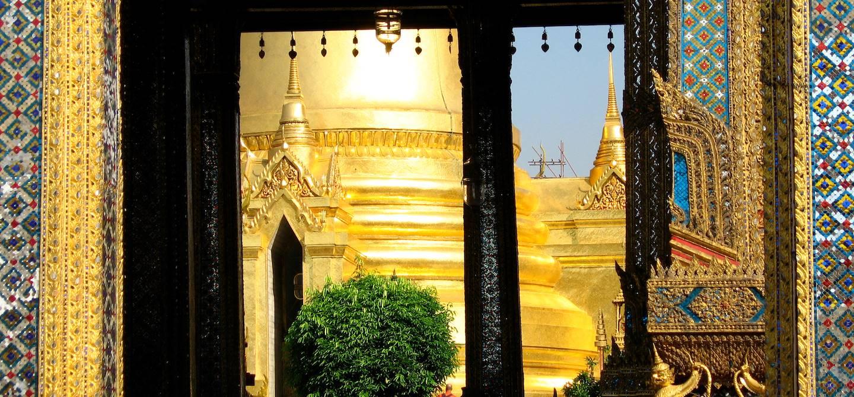 Wat Phra Kaew -  Bangkok - Thaïlande