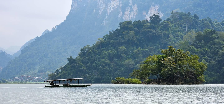 Lac Ba Be - Province de Bac Kan - Vietnam