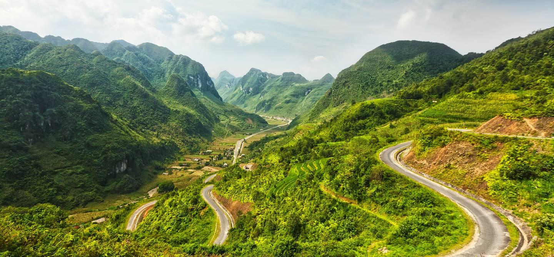 Région de Ha Giang - Vietnam