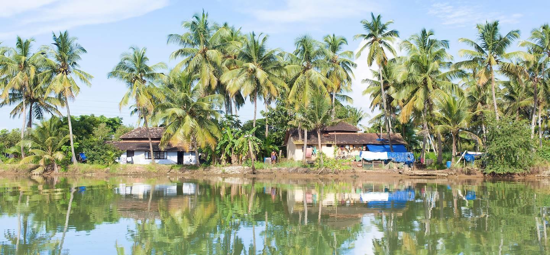 La réserve ornithologique de Kadalundi - Kozhikode - Kerala - Inde