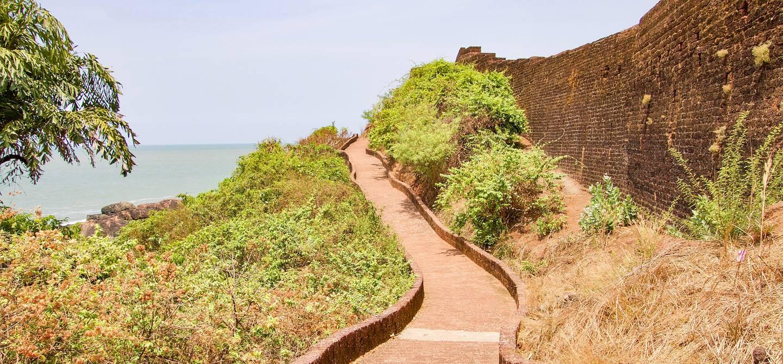Le fort de Bekal - Kerala - Inde
