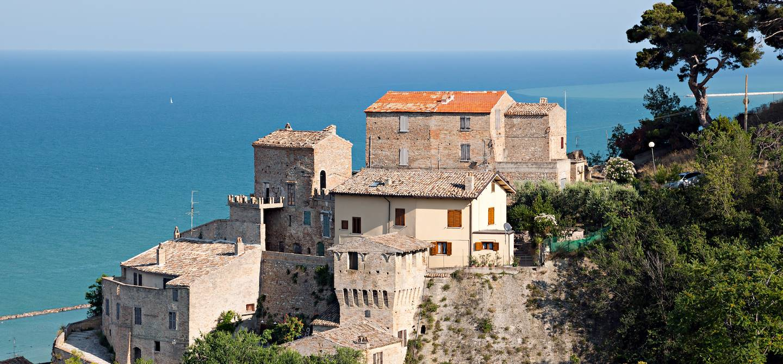 Grottammare - Les Marches - Italie
