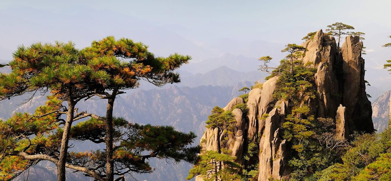 Mont Huangshan - Province de l'Anhui - Chine