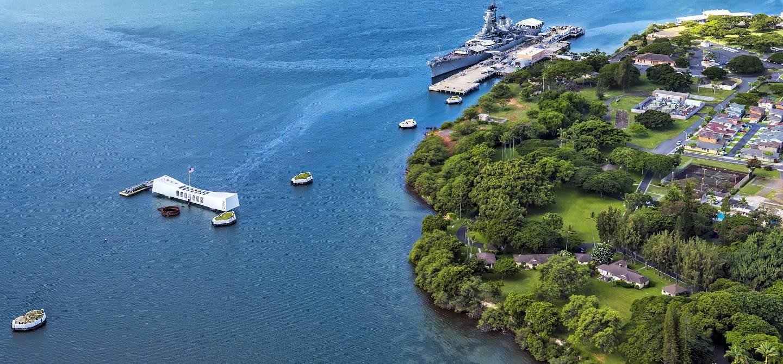 Pearl Harbor - Hawai - États-Unis