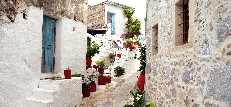 Axos - Crète - Grèce