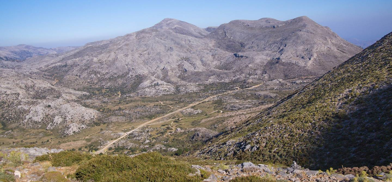 Mont Psiloritis - Crète - Grèce