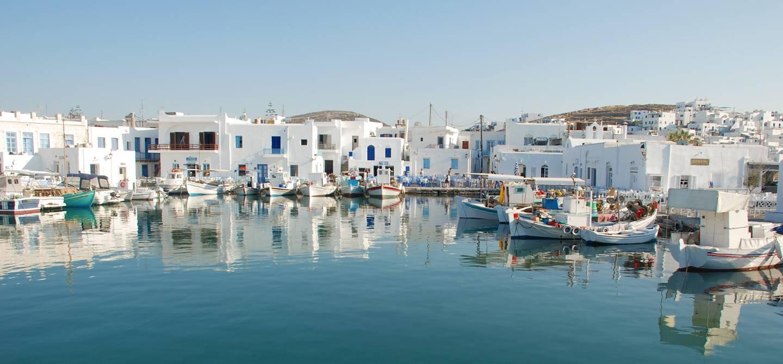 Naoussa - Paros - Cyclades - Grèce