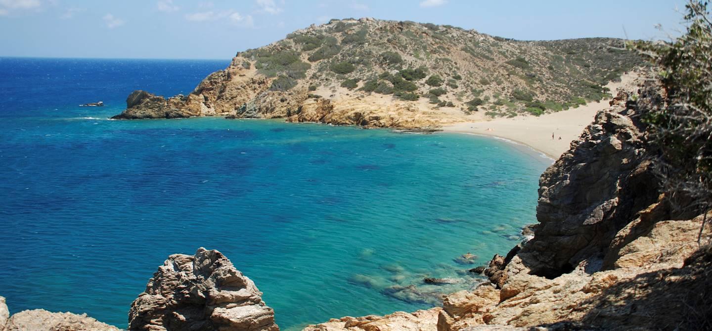 Plage de Vaï - Crète - Grèce