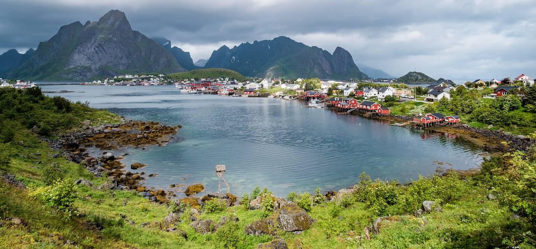 Village de Reine - Îles Lofoten - Norvège