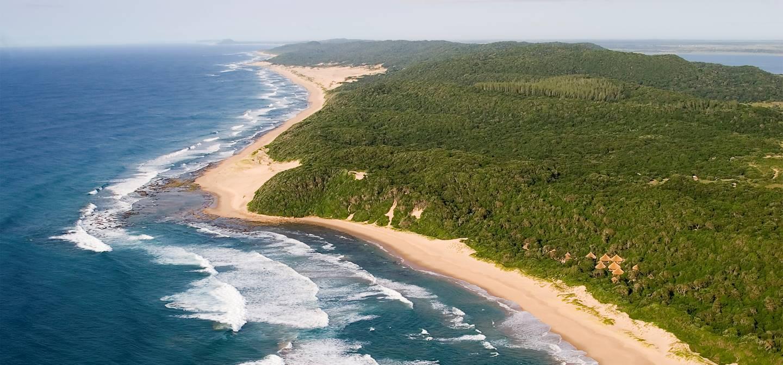 Thonga Beach Lodge - Réserve naturelle Kosi Bay - Afrique du Sud