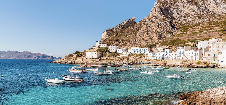 Levanzo - Îles Égades - Sicile - Italie