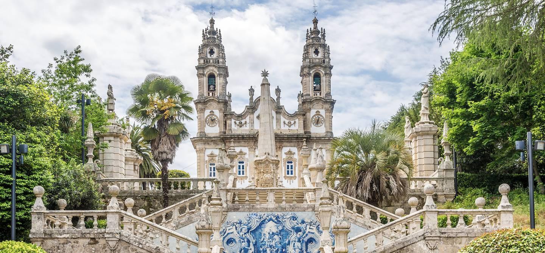 Sanctuaire Nossa Senhora dos Remédios - Lamego - Portugal