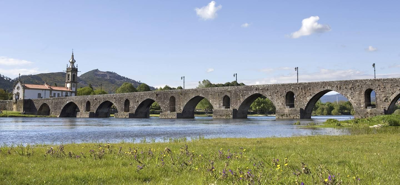Ponte de Lima - Région de Minho - Portugal