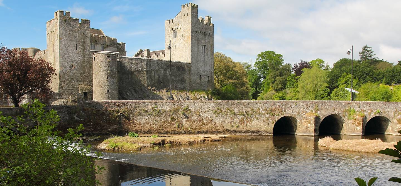 Château de Cahir - Comté de Tipperary - Irlande